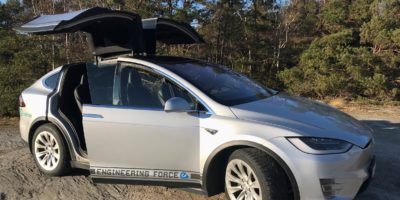 Nu är Gordons Tesla SÅLD! – men INTE till Norge!