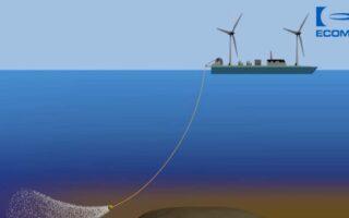 ECOMB Ocean Recycle ska syresätta Dynestadsjön – unikt Demoprojekt